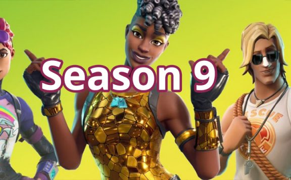 Fortnite Season 9 Titel