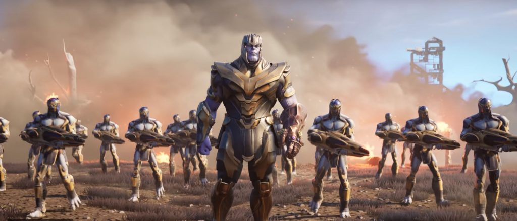 Fortnite-Thanos-Armee