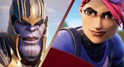 Fortnite Thanos Avengers Titel