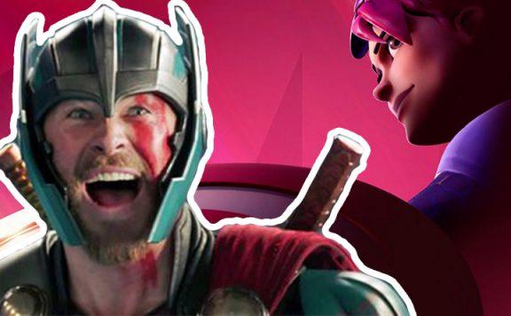 Fortnite Thor Titel
