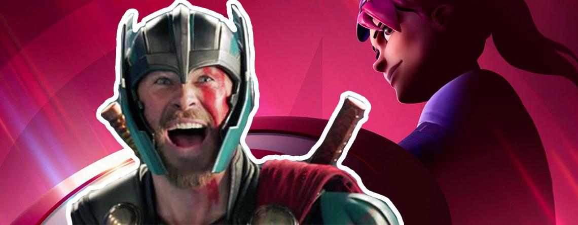 Fortnite startet bald großes Event zu Avengers: Endgame – Epic zeigt Thors Axt