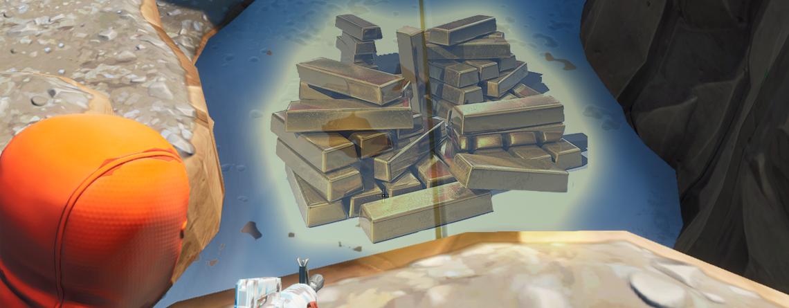 Die Spieler von Fortnite glauben, sie haben ein großes Geheimnis der Map gelüftet