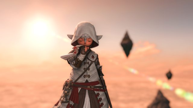 final fantasy xiv assassin__APO__s creed cosplay 2