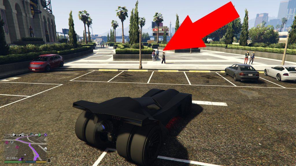 GTA Online Zeitrennen Maze Bank mittlerer Weg