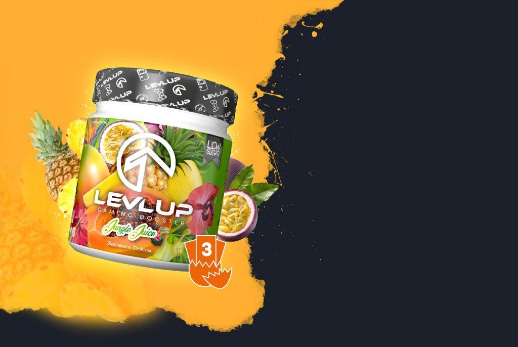 LevlUp jungle juice