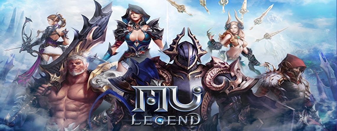 MU Legend will Euch mit großem Update und neuer Klasse wieder ins MMORPG locken
