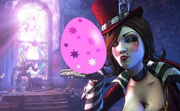 Mad Moxxi Easter Egg