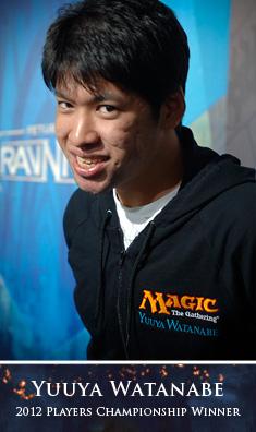 Magic The Gathering Yuuya Watanabe