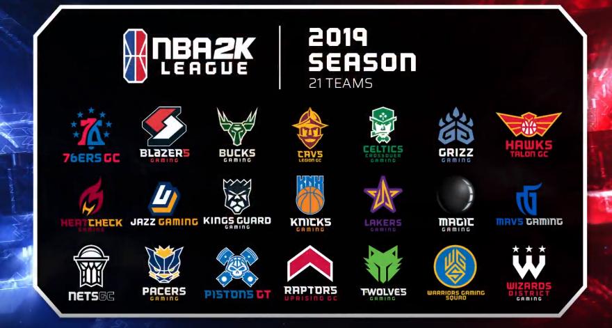 NBA eSport