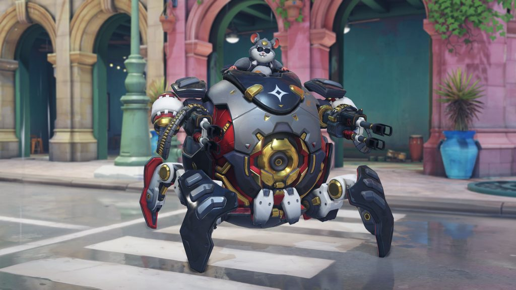 Overwatch Archives Hammond High Roller