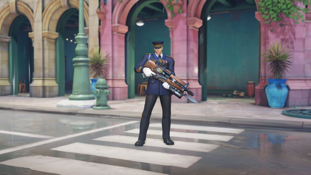 Overwatch Archives Soldier76 Formal76