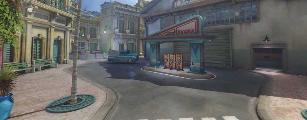 Overwatch Havana neue Karte Titel
