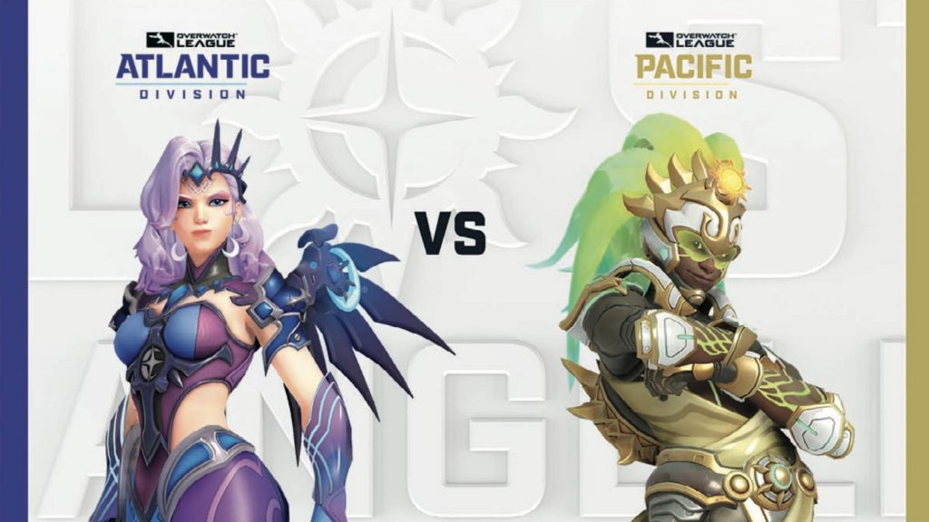 Overwatch League All Stars Skins 2019 Mercy und Lucio