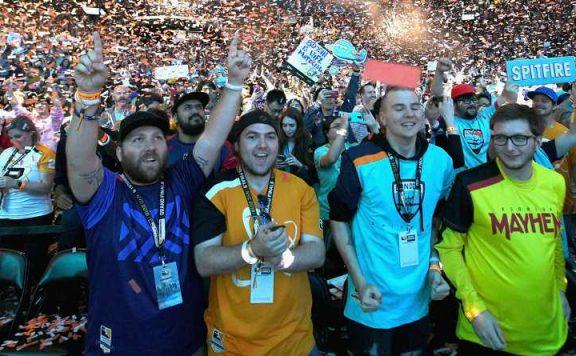 Overwatch League Grand Finals - Day 2