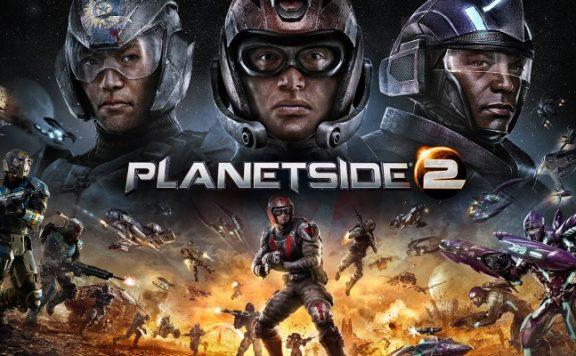 Planetside 2 Aufmacher