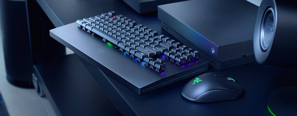 Razer Turret Xbox Titel