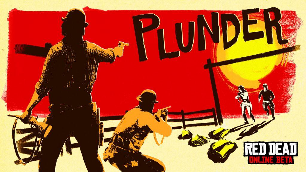 Red Dead Online Plunder klein