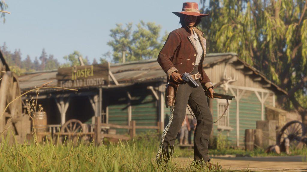 Red Dead Online neue Klamotten klein