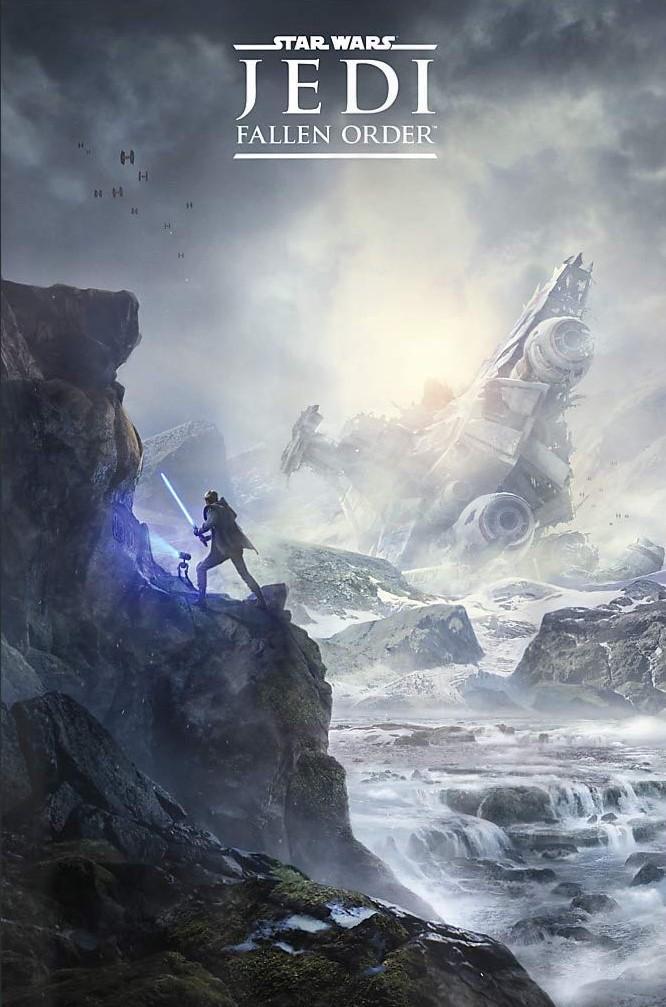 Star Wrs Jedi Fallen Order Poster