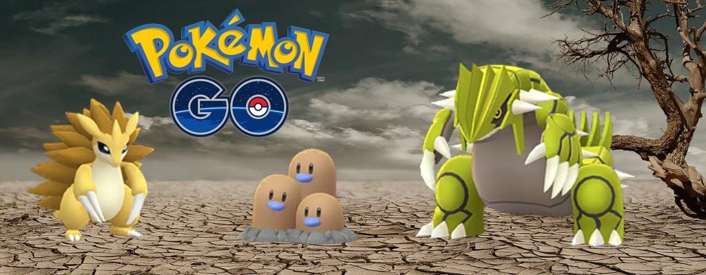 Pokémon GO: Ziel von Earth Day noch nicht erreicht – Ist Shiny Groudon in Gefahr?