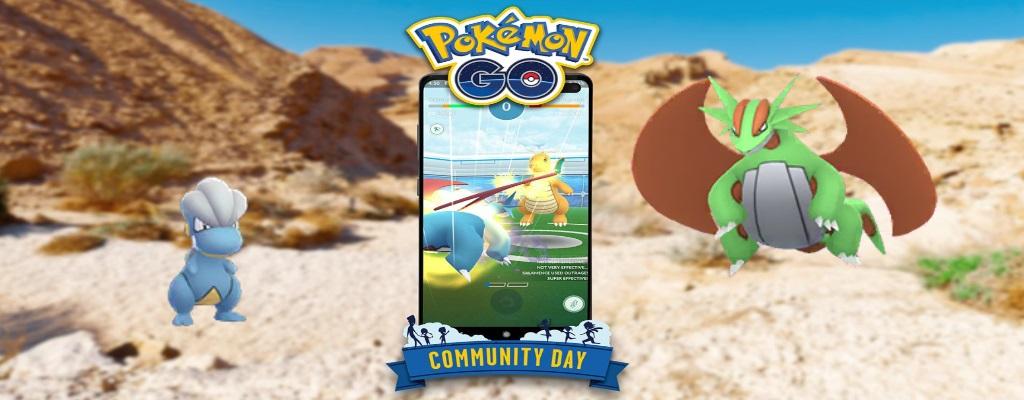 Pokémon GO: Brutalanda lernt beim Community Day Wutanfall – Wie stark ist das?