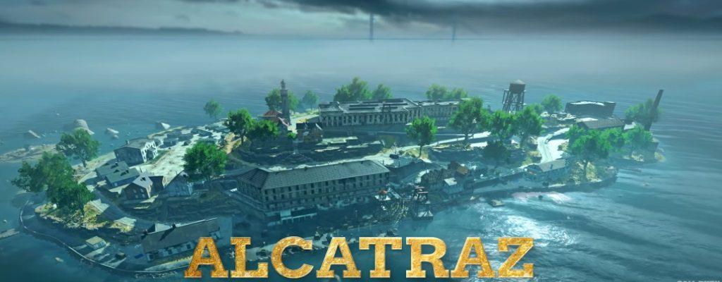 Alcatraz Map CoD
