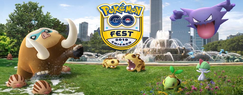 Alles was uns das Bild zum GO Fest in Pokémon GO verrät
