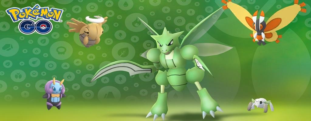 Pokémon GO: 5 Dinge, die sich Spieler für das Käfer-Event wünschen