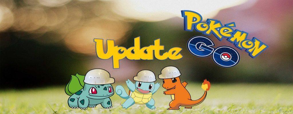 Update Pokemon