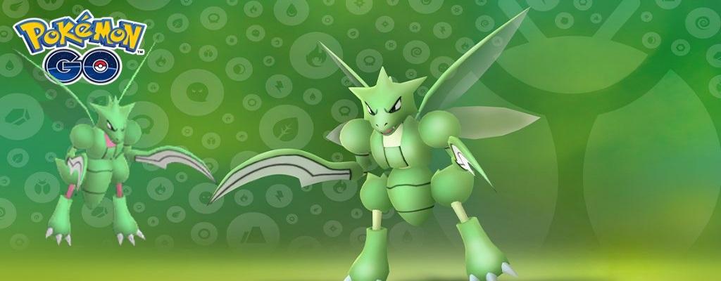 Pokémon GO: Shiny Sichlor gibt es wohl häufiger, als andere Shinys – Warum?