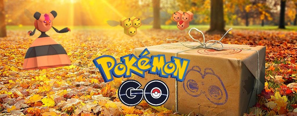 Pokémon GO: Shiny Wadribie kommt zu Event in Korea – Doch auch bei uns?