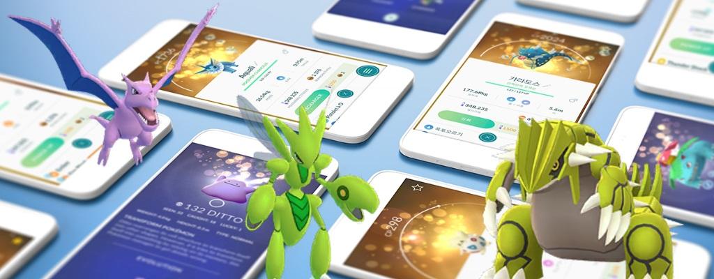 Wahnsinn! Dieser Spieler besitzt alle Shinys und Glückspokémon in Pokémon GO