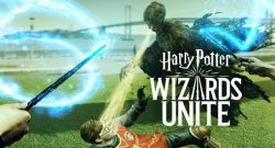 Titelbild Wizards Unite Harry Dementor