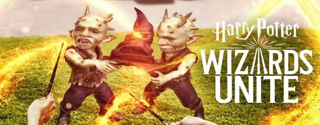 Wizards Unite Titel