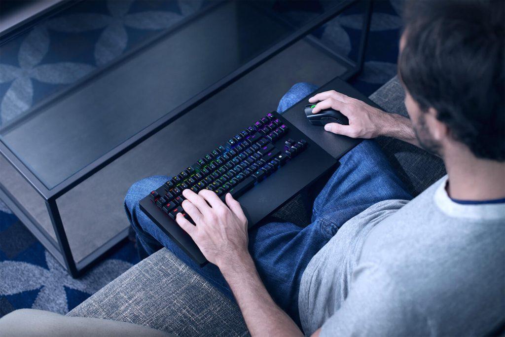 Razer Turret Couch Tastatur Maus