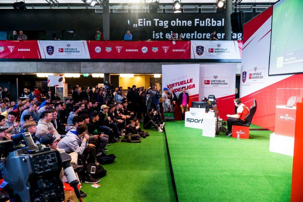 Deutsches Fußballmuseum - Virtuelle Bundesliga