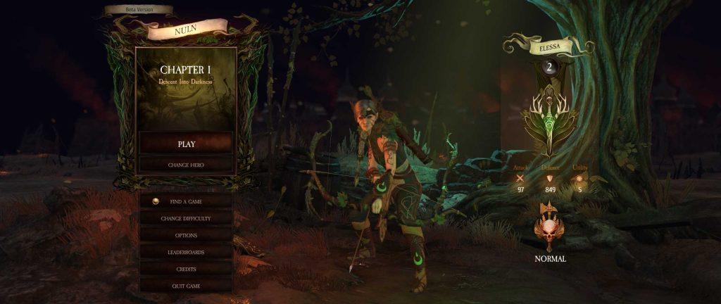 Warhammer Chaosbane Screenshot Späher