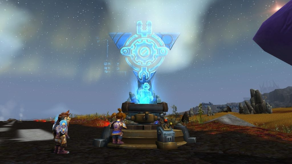 WoW Gnome Heritage Armor Quest 3