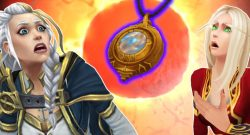 WoW Jaina Blood Elf Female Heart of Azeroth title 1140x445