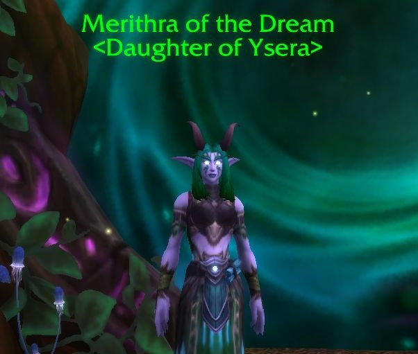 WoW Merithra of the Dream