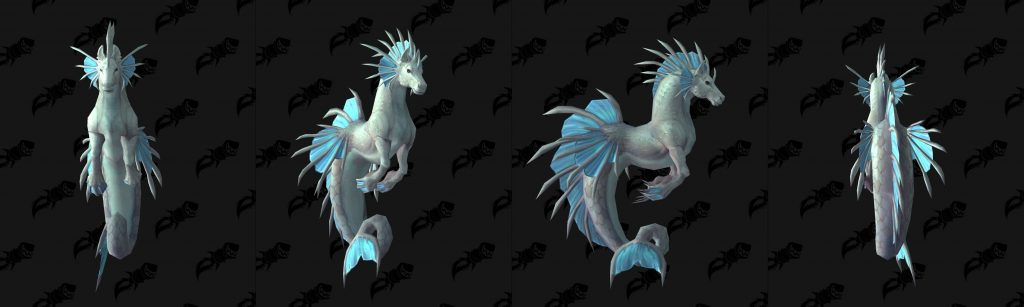 WoW Mount Patch 82 Seahorse 1