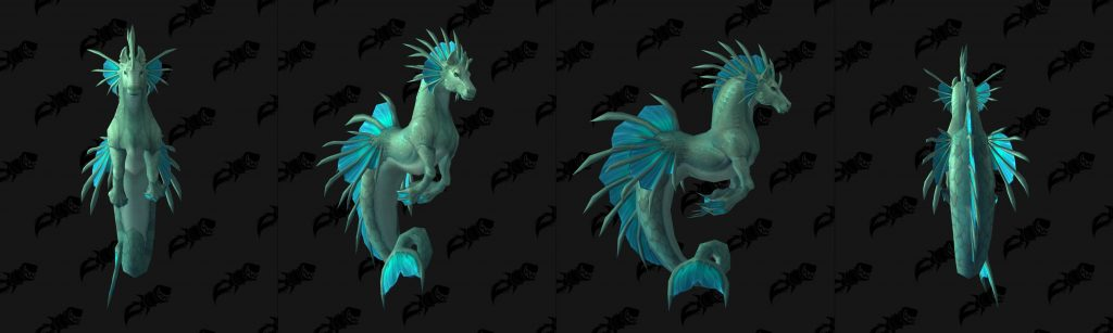 WoW Mount Patch 82 Seahorse 3