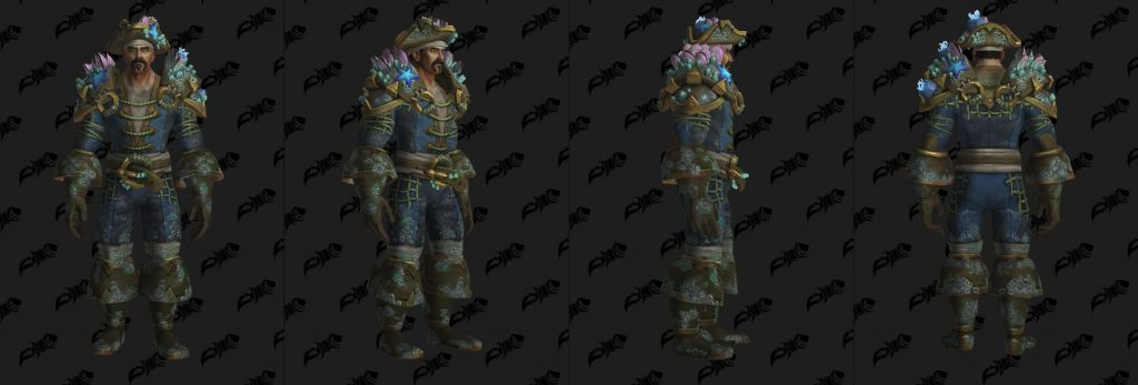 WoW Patch 82 Leather Set Aspirant