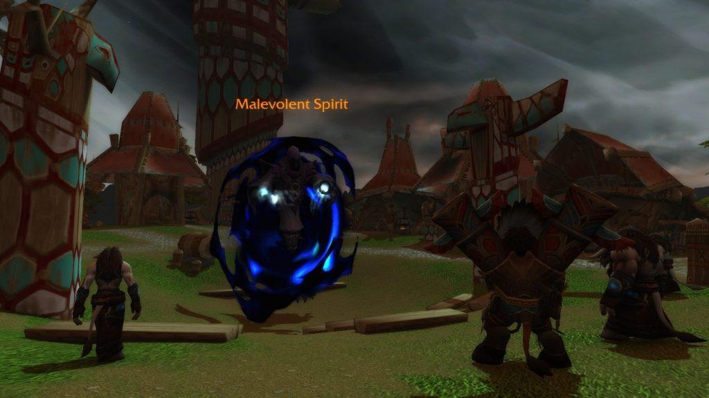 WoW Tauren Heritage Armor 2
