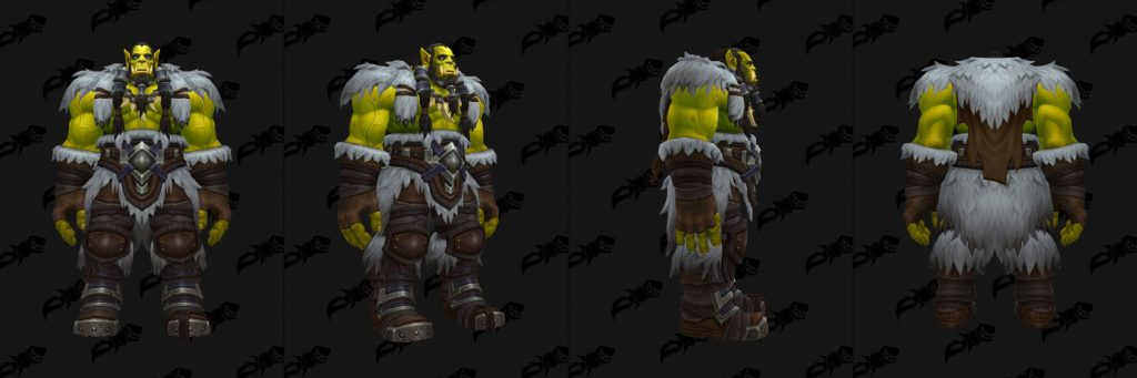 WoW Thrall New Model Patch 82
