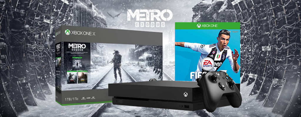 FIFA 19 gratis zu jedem Xbox-Bundle im Microsoft Store