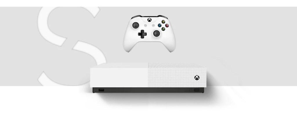 Günstige Xbox One S ohne Laufwerk kommt – Speziell für Onlinegamer