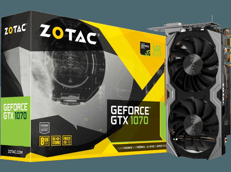 Zotace GeForce GTX 1070 Mini