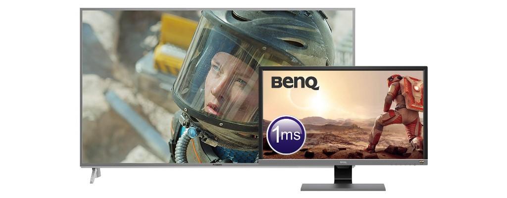 Amazon-Angebote: Monitore und UHD-TVs bis zu 50 Prozent reduziert