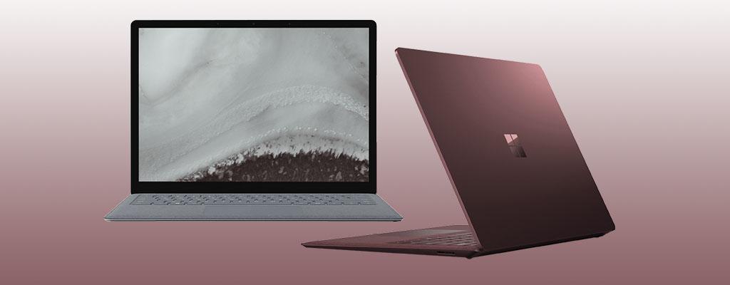 Günstig wie nie zuvor: Surface Laptop 2 im Amazon Angebot